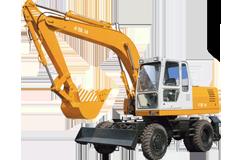 ЭО 3323 (0,65 м3) пневмоход + лопата