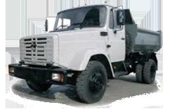 ЗиЛ г/п 5 тонн 3 м3 (сыпучие грузы)